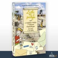 Listy na Pustyni -    mała okładka