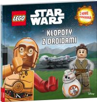 Lego Star Wars Kłopoty z droidami -    mała okładka