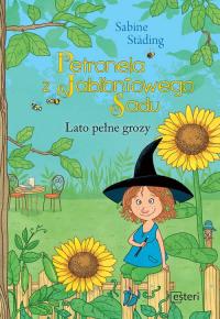 Petronela z Jabłoniowego Sadu Lato Pełne grozy - Sabine Stading | mała okładka