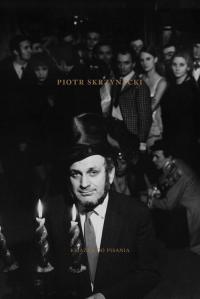 Piotr Skrzynecki Książka do pisania - Kazimierz Wiśniak | mała okładka