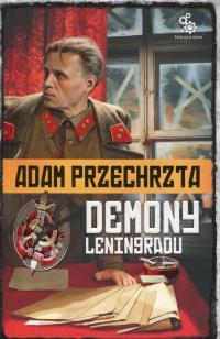 Cykl Wojenny Tom 1 Demony Leningradu - Adam Przechrzta | mała okładka