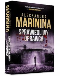 Sprawiedliwy oprawca - Aleksandra Marinina | mała okładka