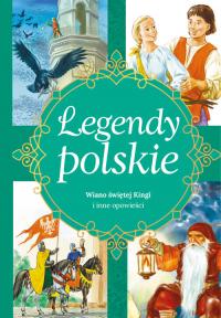 Legendy polskie Dlaczego Bałtyk jest słony i inne opowiadania - Ewa Stadtmüller | mała okładka