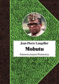 Mobutu - Jean-Pierre Langellier | mała okładka