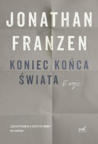 Koniec końca świata - Jonathan Franzen | mała okładka