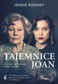 Tajemnice Joan - Jennie Rooney   mała okładka