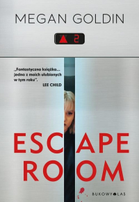 Escape room - Megan Goldin   mała okładka