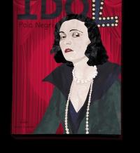 Idol Pola Negri - Justyna Styszyńska | mała okładka