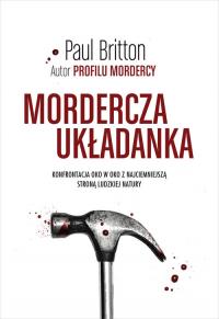 Mordercza układanka - Paul Britton | mała okładka