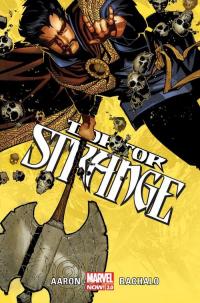 Doktor Strange - Jason Aaron | mała okładka