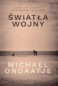 Światła wojny - Michael Ondaatje   mała okładka