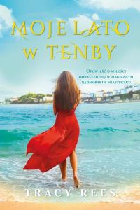Moje lato w Tenby - Tracy Rees | mała okładka