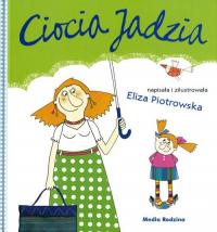 Ciocia Jadzia - Eliza Piotrowska | mała okładka