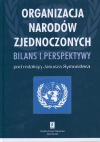 Organizacja Narodów Zjednoczonych Bilans i perspektywy -  | mała okładka