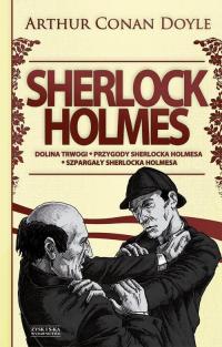 Sherlock Holmes Tom 2 Dolina trwogi Przygody Sherlocka Holmesa. Szpargały Sherlocka Holmesa - Doyle Arthur Conan | mała okładka