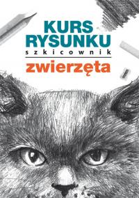 Kurs rysunku Szkicownik Zwierzęta - Mateusz Jagielski   mała okładka