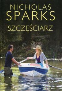 Szczęściarz - Nicholas Sparks | mała okładka