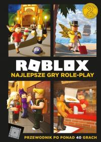 Roblox Najlepsze gry role-play Przewodnik po ponad 40 grach -    mała okładka