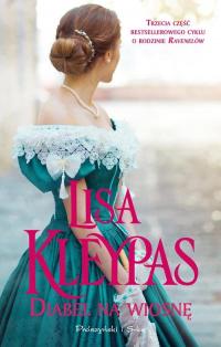 Diabeł na wiosnę - Lisa Kleypas   mała okładka