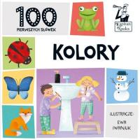 100 pierwszych słówek Kolory - zbiorowa praca | mała okładka