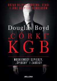 Organizacje-córki KGB - Douglas Boyd   mała okładka