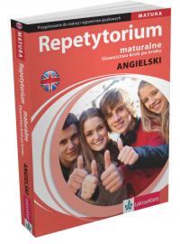 Repetytorium maturalne Słownictwo krok po kroku Angielski -    mała okładka