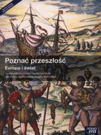 Poznać przeszłość Europa i świat Podręcznik Liceum ogólnokształcące - Kłodziński Karol, Krzemiński Tomasz   mała okładka