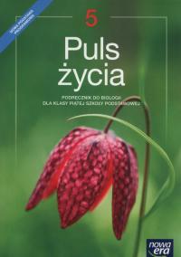 Puls życia 5 Podręcznik Szkoła podstawowa - Sęktas Marian, Stawarz Joanna | mała okładka