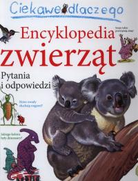 Encyklopedia zwierząt Pytania i odpowiedzi -  | mała okładka