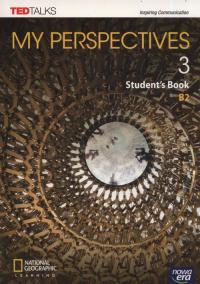 My Perspectives 3 Student's Book Szkoła ponadpodstawowa - Dellar Hugh, Lansford Lewis, Górniak Robert,  | mała okładka