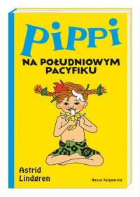 Pippi na Południowym Pacyfiku - Astrid Lindgren   mała okładka