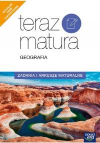 Teraz matura 2020 Geografia Zadania i arkusze maturalne Poziom rozszerzony Aktualne dane statystyczne - Violetta Feliniak   mała okładka