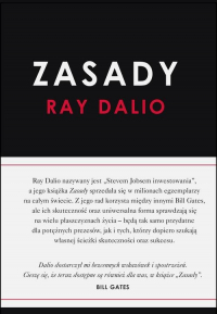 Zasady - Ray Dalio | mała okładka