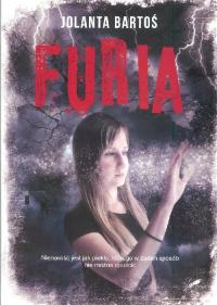 Furia - Jolabta Bartoś | mała okładka