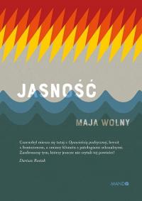 Jasność - Maja Wolny | mała okładka