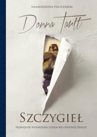 Szczygieł - Donna Tartt  | mała okładka