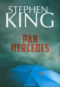 Pan Mercedes - Stephen King   mała okładka