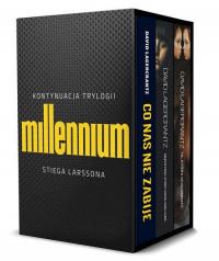 Pakiet Millennium David Lagercrantz - David Lagercrantz | mała okładka