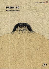 Przed i po Witold Gombrowicz Tom 1 i 2 - zbiorowa praca | mała okładka