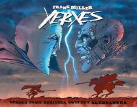Xerxes Upadek domu Dariusza świt ery Aleksandra - Frank Miller   mała okładka