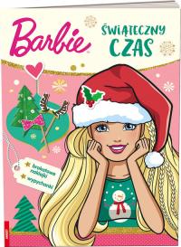 Barbie Świąteczny czas/MASK1101 MASK-1101 - zbiorowa Praca   mała okładka