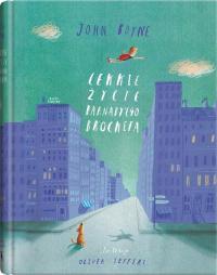 Lekkie życie Barnaby'ego Brocketa - John Boyne | mała okładka