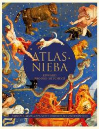 Atlas nieba - Edward Brooke-Hitching | mała okładka