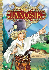 Janosik - Tamara Michałowska | mała okładka