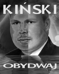 Obydwaj - Arkadiusz Kiński | mała okładka