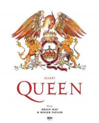 Skarby Queen - May Brian, Taylor Roger, Doherty Harry | mała okładka