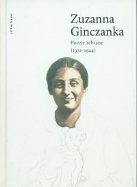 Poezje zebrane 1931-1944 - Zuzanna Ginczanka | mała okładka