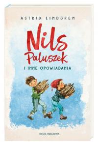 Nils Paluszek i inne opowiadania - Astrid Lindgren   mała okładka