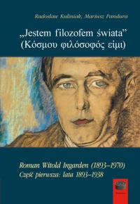 Jestem filozofem świata - Kuliniak Radosław, Pandura Mariusz   mała okładka