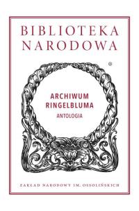 Archiwum Ringelbluma -    mała okładka